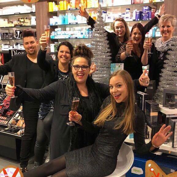 Team Parfumerie van Rooijen