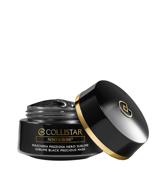 Collistar Sublime Black Precious Mask