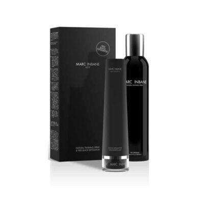 Marc Inbane Natural Tanning Spray en Gratis Gezichtsscrub
