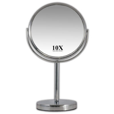 Make-up Spiegel 18 cm 10x Vergroting