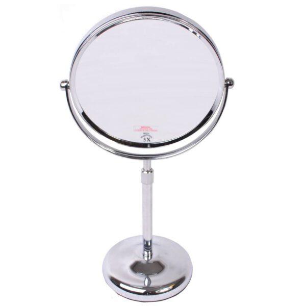 In Hoogte Verstelbare Make-up Spiegel 5x