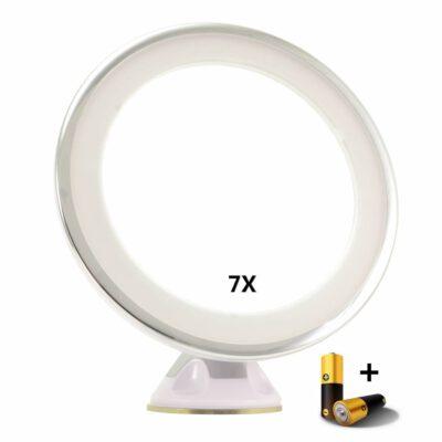 zuignap-spiegel-led-7x-vergroting-17cm-badkamer
