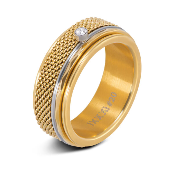 ixxxi complete ring 9