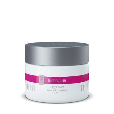 Janzen Body Cream fuchsia