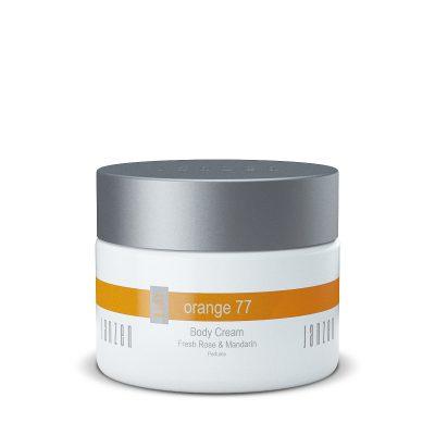 Janzen Body Cream orange