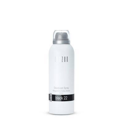 janzen deodorant spray black