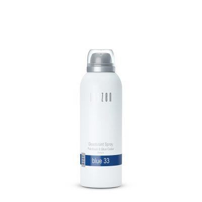 Janzen Deodorant Spray blue