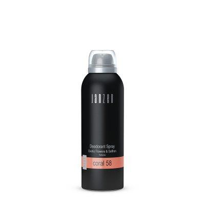 Janzen Deodorant Spray coral
