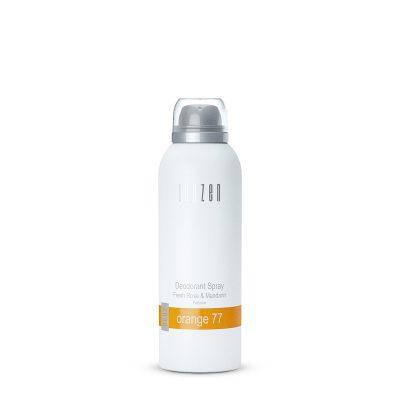 Janzen Deodorant Spray orange