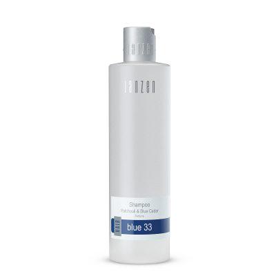 Janzen Shampoo blue