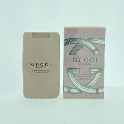 Gucci Bamboo Showergel