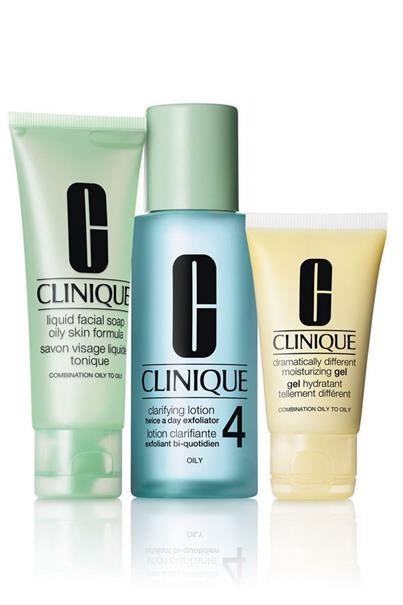 Clinique 3-Step Intro Kit Skin Type 4