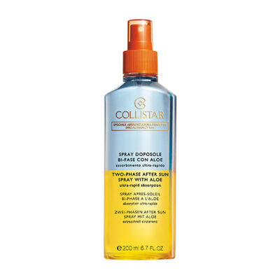 Collistar Two-PhaseAfter Sun Spray With Aloe