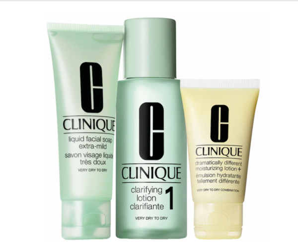 Clinique 3-Step Intro Kit Skin Type 1