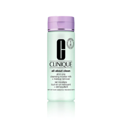 Clinique All-in-One Cleansing Micellar Milk + Makeup Remover