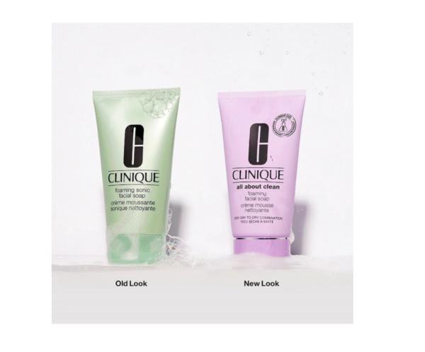 Clinique Foaming Facial Soap