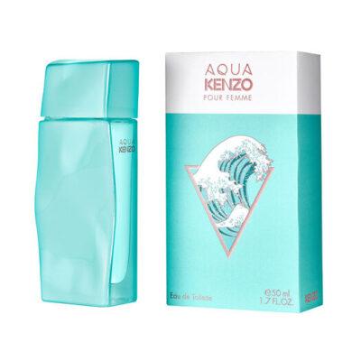 aqua kenzo eau de toilette pour femme