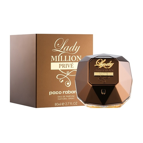 paco rabanne lady million prive edp 80 ml.
