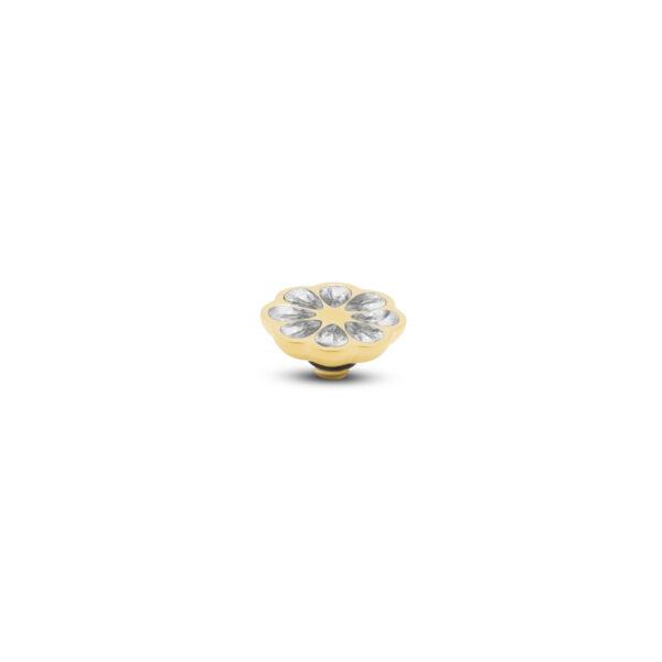 Melano Twisted Stone Citrus Goud Crystal 002