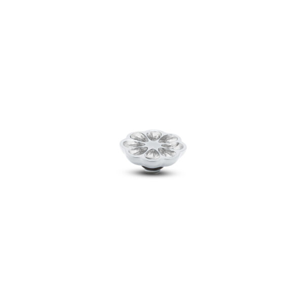 Melano Twisted Stone Citrus Zilver Crystal 002