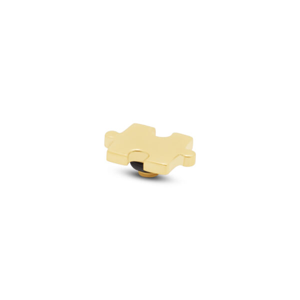 Melano Twisted Steen Puzzle Goud