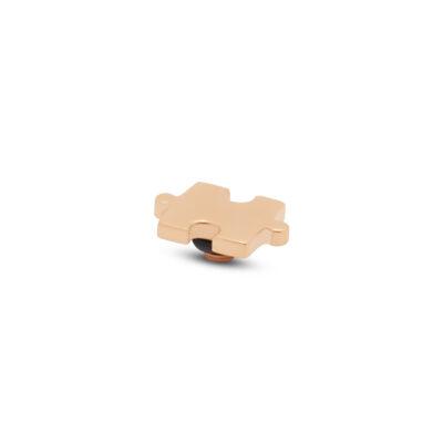 Melano Twisted Steen Puzzle Roségoud