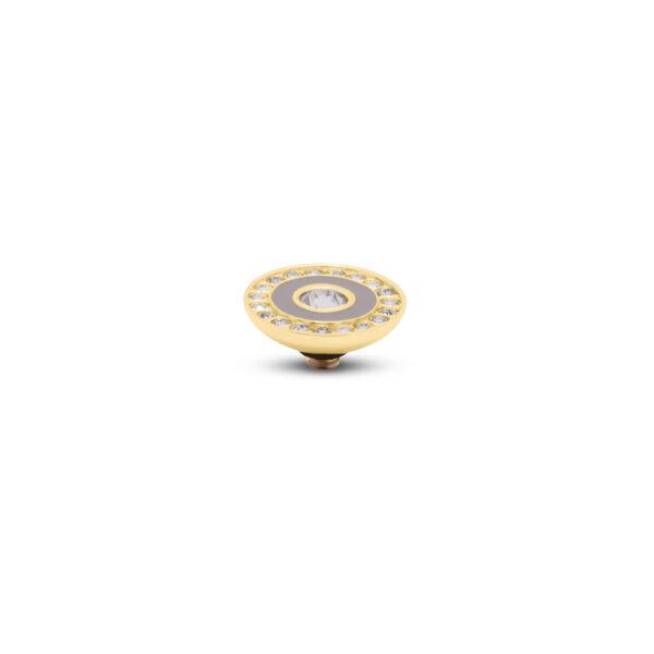 Melano Twiste Stone Resin Crystal Goud 291
