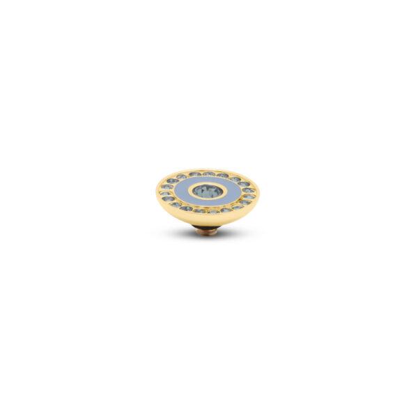 Melano Twiste Stone Resin Crystal Goud 292