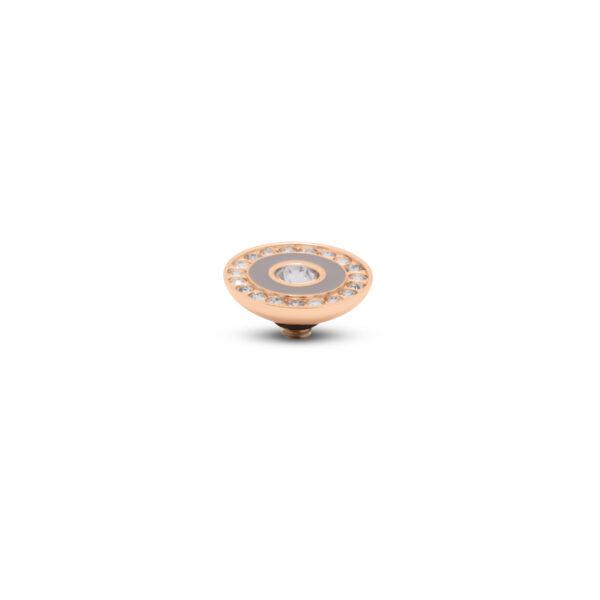 Melano Twiste Stone Resin Crystal Roségoud 291
