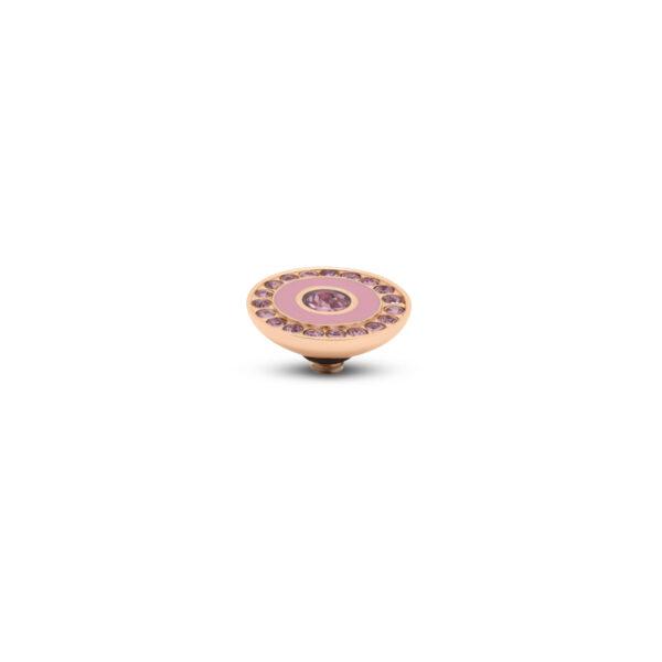 Melano Twiste Stone Resin Crystal Roségoud 295