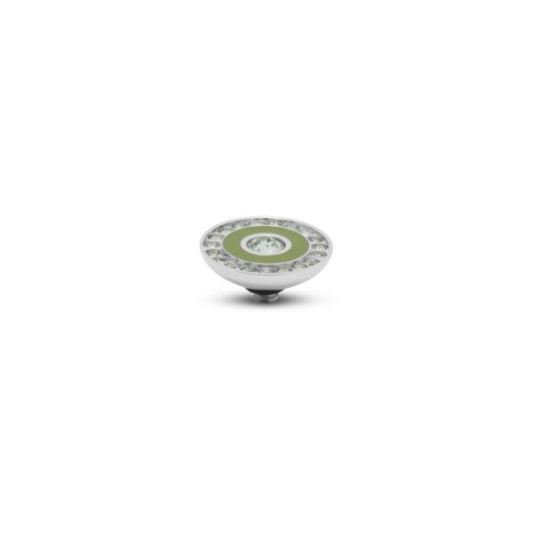 Melano Twiste Stone Resin Crystal Zilver 294