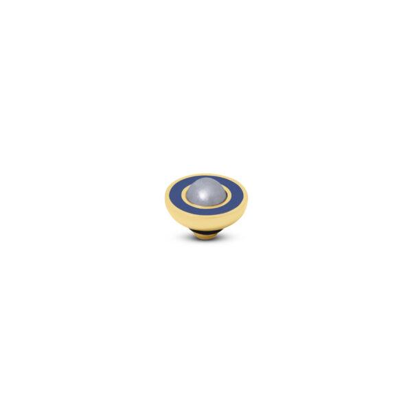 Melano Vivid Stone Resin Pearl Goud 296