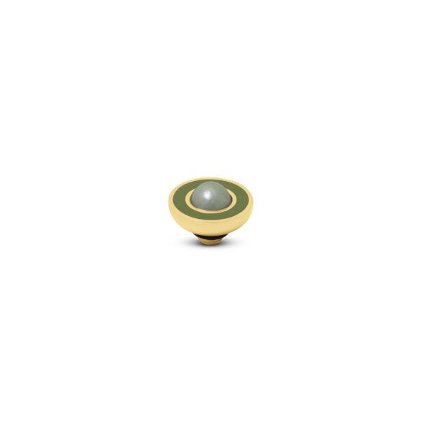 Melano Vivid Stone Resin Pearl Goud 300