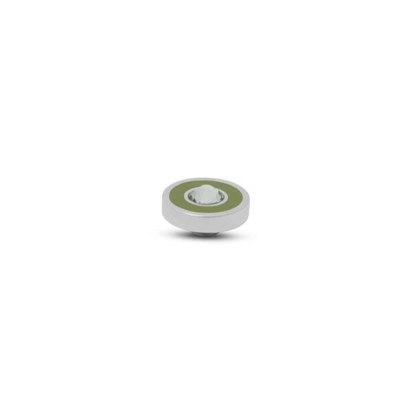 Melano Vivid Stone Resin CZ Zilver 303
