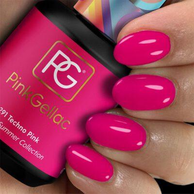pink 291 techno pink
