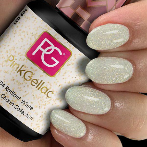 pink 304 radiant white