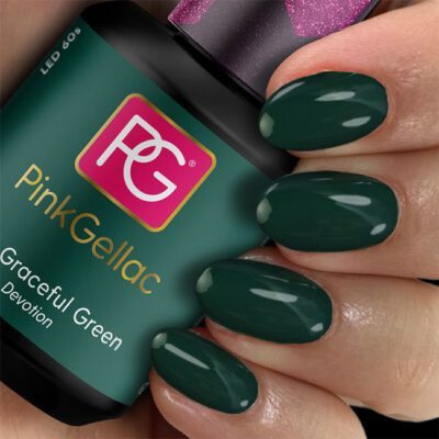 pink 309 graceful green
